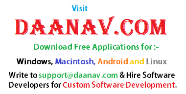 Portfolio of Indian Software Development Company offering Custom Macintosh, Windows, Android and Linux Software Development