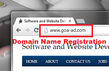 Domain Name Registration Goa