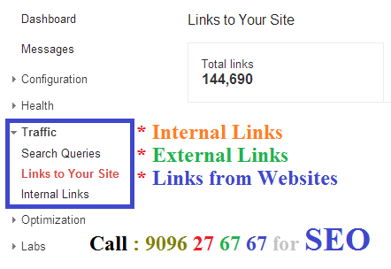 Link Analysis in SEO Service from Goa