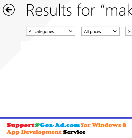 Hire Windows 8 Developer